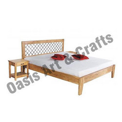Oak Furniture Bed