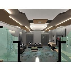 False Ceiling Designing Designers Noida Design Service Office Room