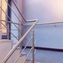 Steel Rod Stair Case