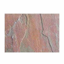 Multi Pink Slate Stones