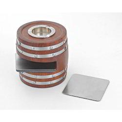 Barrel Ashtray Cum Coaster Set