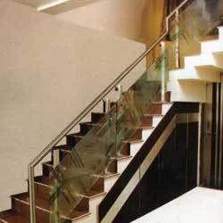 Steel Railing & Steel Staircase