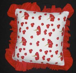 Frilled Cushion