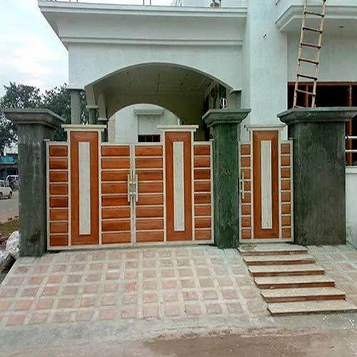 Get Home Design Ideas: Main Gate, Designer Gates