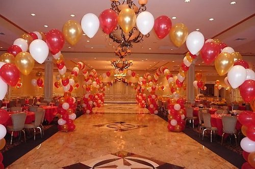 Party Decorating Services High School Mediator