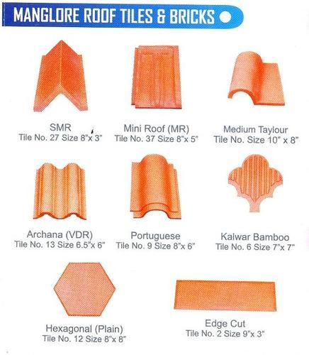 Manglore Roof Tiles, Manglore Roof Tiles In Pune | Mangalwar
