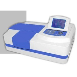 Microprocessor UV VIS Spectrophotometer Double Beam