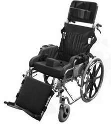 Manual Bed Wheelchair