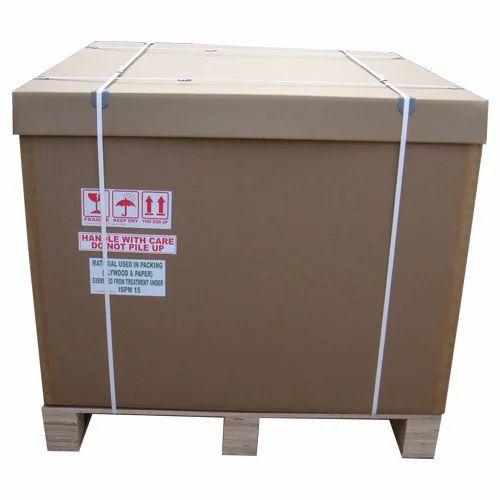 Bulk Packaging Products Heavy Duty Palletized Box