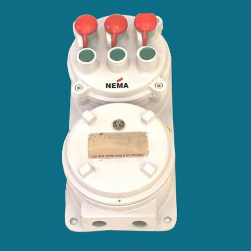 Flameproof Electrical Push Buttons