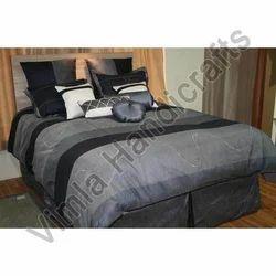 Silk, Polyster Designer Bed Sheets