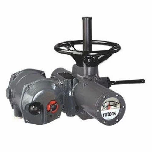 Valve Actuators Rotork Electric Valve Actuators