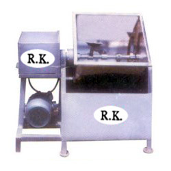 Ribbon Blender Mixture Machine