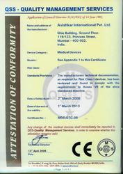Certificates - 1