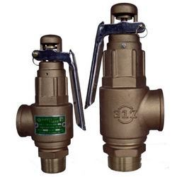 Safety Relief Valve Calibration