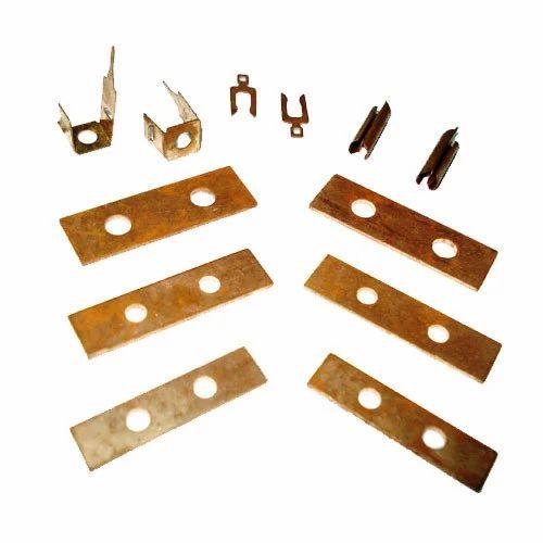Copper Sheet Metal Components