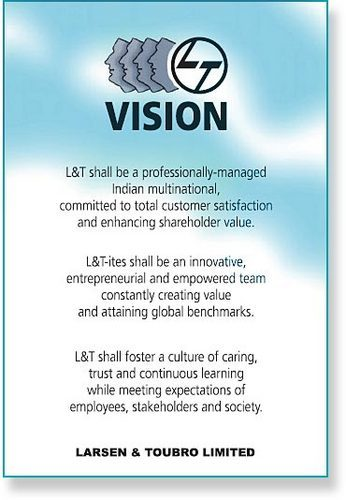 Larsen And Toubro Limited - Manufacturer from Vihar Road ...
