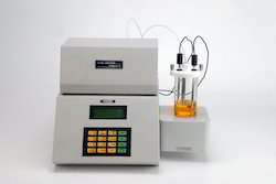 Digital Automatic Karl Fischer Titrator