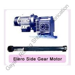 Shutter Parts Manufacturers Suppliers Exporters