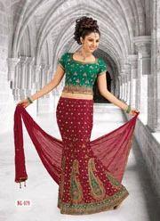 Designer Ghagras | Neeru's Collection | Exporter in