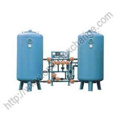 Water Softening Plant