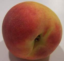 Frozen Peach