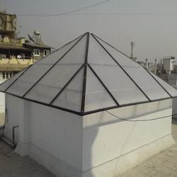 Triangular Pyramid Fabrication Services