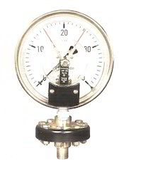 SS Electrical Contact Pressure Gauges