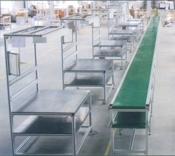 Aluminium Profiles Work Station