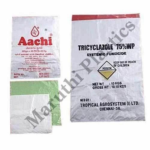 Woven Sacks Bags - HDPE Woven Sacks Exporter from Chennai