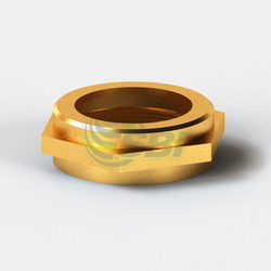 Brass Flush Valve Nuts