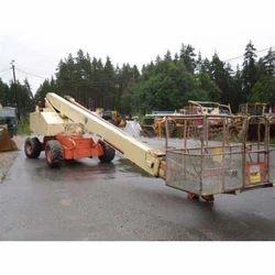 JLG Boom Truck Crane Rental Service