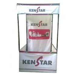 Kiosks and Display Tent