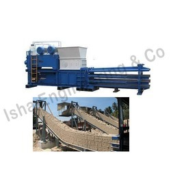 Bagasse Compactor