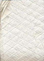 Pintuck Silk Fabric