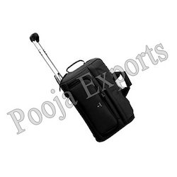 Wheeled Luggage Trolley Bag
