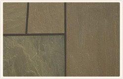 Autumn Brown Sandstone, Size: 30 X 70 Cm, for Flooring