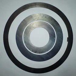 Round Mild Steel Components