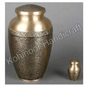 Traditional Brass Ash Urn