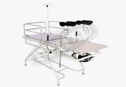 Obstetric Labour Tables Telescopic (Fixed Height) : USI-1090