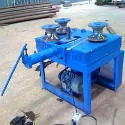 Hydraulic Pipe Bending Machines - Janata Engineering, Mumbai