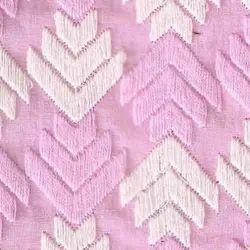 Schiffli Lace Fabric