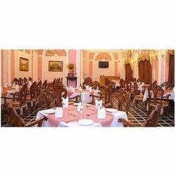 Luxurious Restaurant Services