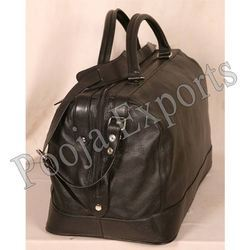 Leather Luxury Luggage Bag
