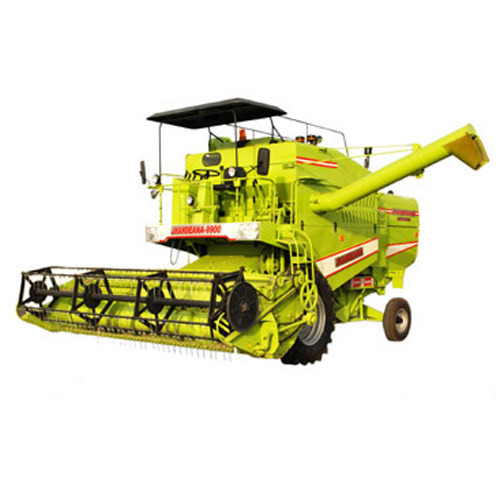 Self Propelled Harvester Combine Agricultural Tools