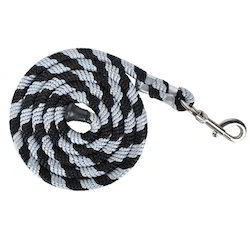 Braided Lead Rope With Snap Hook