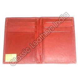 Mens Designer Leather Wallets