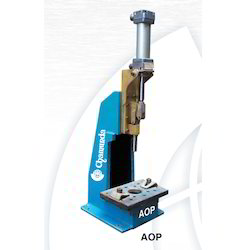 air operated toggle press
