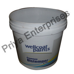 Plastic Paint Buckets