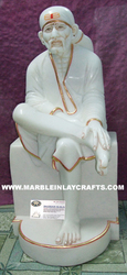 Sai Baba Statue Sitting
